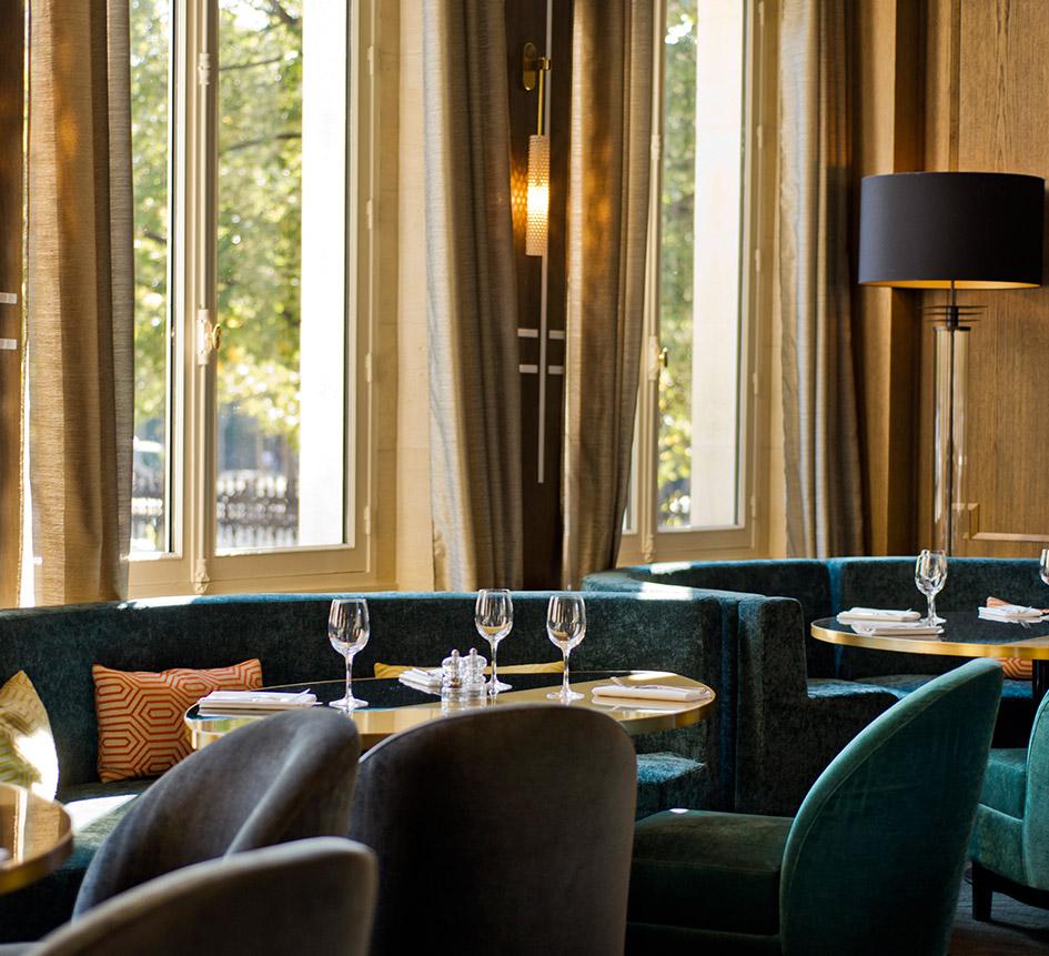 Victoria Paris - Restaurant rue Presbourg
