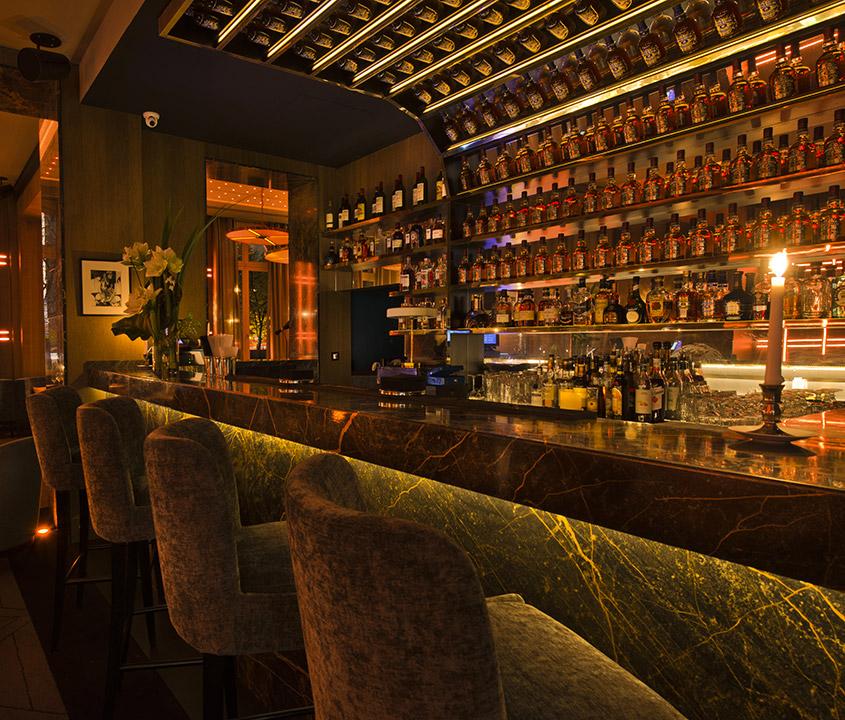 Bar du Victoria Paris